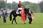 Eishin Flash wins the 77th Japanese Derby