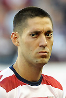 U.S forward Clint Dempsey..USMNT defeated Guatemala 3-1 in World Cup qualifying play at LIVESTRONG Sporting Park, Kansas City, KS.