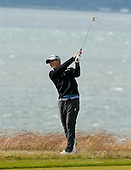 Danny Lee (NZL) during round one of the 2016 Aberdeen Asset Management Scottish Open played at Castle Stuart Golf Golf Links from 7th to 10th July 2016: Picture Stuart Adams, www.golftourimages.com: 07/07/2016