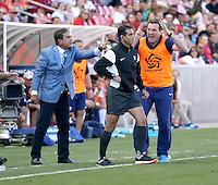 Sandy, Utah - Saturday, October 10, 2015: Honduras defeats the USMNT U-23 2-0 in CONCACAF Men's Olympic Qualifying at Rio Tinto Stadium.