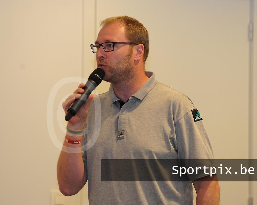 K AA Gent Ladies : Tom Boudeweel<br /> foto Dirk Vuylsteke / nikonpro.be