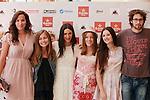 Laura Yuste, Miriam Planas, Mar del Hoyo, Claudia Vega, Laura Diaz & Dani de la Orden.