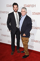 "Tom Riley and Tom Ray<br /> at the ""Starfish"" UK premiere, Curzon Mayfair, London.<br /> <br /> <br /> ©Ash Knotek  D3190  27/10/2016"