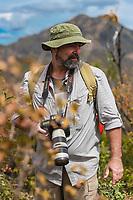 Juan Mario Cirett Galan, ecologist at PROFAUNA.<br /> Sierra Lampazos, Tepache Sonora. March 2020.<br /> (Photo by Luis Gutierrez / NortePhoto.com)<br /> <br /> .....<br /> Juan Mario Cirett Galan, ecologo en PROFAUNA. <br /> Sierra Lampazos, Tepache Sonora. Marzo 2020.