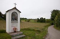 Portacomaro Stazione: i luoghi di Papa Francesco