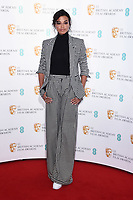Ella Balinska<br /> at the announcement of nominations for the BAFTA Film Awards 2020, London.<br /> <br /> ©Ash Knotek  D3546 07/01/2020