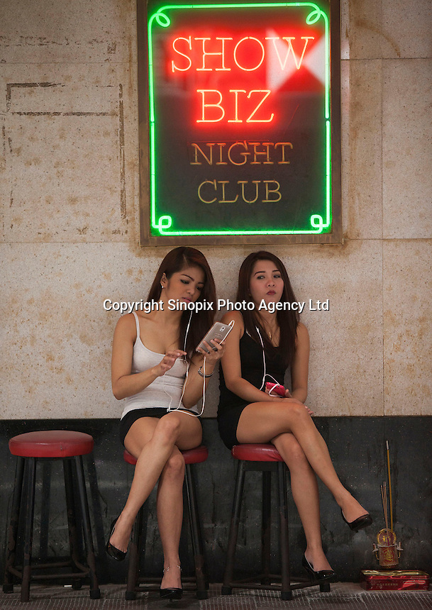 Chai bar girls wan Nightlife in
