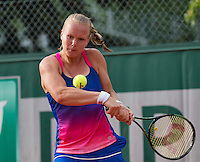 Paris, France, 28 June, 2016, Tennis, Roland Garros, Kiki Bertens (NED)<br /> Photo: Henk Koster/tennisimages.com