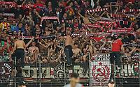 Fans aus Lüttich - 24.10.2019:  Eintracht Frankfurt vs. Standard Lüttich, UEFA Europa League, Gruppenphase, Commerzbank Arena<br /> DISCLAIMER: DFL regulations prohibit any use of photographs as image sequences and/or quasi-video.