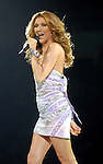 Celine Dion performs during her sold-out show at the Toyota Center Friday Jan. 09, 2009.(Dave Rossman/For the Chronicle)