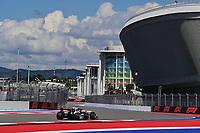 25th September 2021; Sochi, Russia; F1 Grand Prix of Russia  qualifying sessions; 10 GASLY Pierre fra, Scuderia AlphaTauri Honda AT02