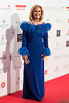 Nieves Herrero attends to the photocall of the Global Gift Gala at Cibeles Palace in Madrid. April 02, 2016. (ALTERPHOTOS/Borja B.Hojas)