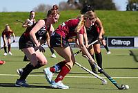 Kings College v Sacred Heart Hamilton. Federation Cup Hockey, Lloyd Elsmore Park, Auckland, New Zealand, Monday 2 September 2019. Photo: Simon Watts/www.bwmedia.co.nz/HockeyNZ