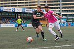 Stoke City vs Yau Yee League Select during the Main of the HKFC Citi Soccer Sevens on 21 May 2016 in the Hong Kong Footbal Club, Hong Kong, China. Photo by Li Man Yuen / Power Sport Images