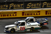 #16: Austin Hill, Hattori Racing Enterprises, Toyota Tundra Gunma Toyopet