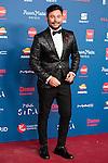 Miguel Poveda attends to the photocall of the Gala Sida at Palacio de Cibeles in Madrid. November 21, 2016. (ALTERPHOTOS/Borja B.Hojas)