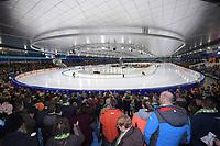 SCHAATSEN: HEERENVEEN: 29-12-2018, IJsstadion Thialf, NK Afstanden, overzicht Thialf, ©foto Martin de Jong
