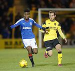 Gedion Zelalem and Scott Pittman