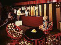 Checking in to the Kona Kai Motel in 1966.
