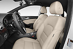 Front seat view of a 2014 Mercedes Benz B-Class Electric Drive 5 Door MPV Front Seat car photos