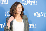 """Inma del Moral attends to the premiere of the film """"¡Canta!"""" at Cines Capitol in Madrid, Spain. December 18, 2016. (ALTERPHOTOS/BorjaB.Hojas)"""