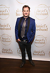 """Jamison Stern during the Opening Night Celebration for """"Daniel's Husband"""" at the West Bank on October 28, 2018 in New York City."""