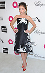 Sarah Hyland attends the 2014 Elton John AIDS Foundation Academy Awards Viewing Party in West Hollyood, California on March 02,2014                                                                               © 2014 Hollywood Press Agency
