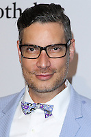 """HOLLYWOOD, LOS ANGELES, CA, USA - FEBRUARY 26: Cameron Silver at The Art Of Elysium's 7th Annual """"Pieces Of Heaven"""" Charity Art Auction held at Siren Studios on February 26, 2014 in Hollywood, Los Angeles, California, United States. (Photo by David Acosta/Celebrity Monitor)"""