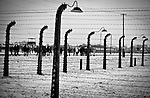 Visitors at Auschwitz II-Birkenau concentration camp Sunday Dec 28 2014. Auschwitz concentration camp was a network of German Nazi concentration camps and extermination camps built and operated by the Third Reich in Polish areas annexed by Nazi Germany during World War II, the camp was liberated on January 27, 1945 by Soviet troops. Photo By Eyal Warshavsky