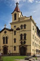 Espagne, Navarre, Pampelune:  Eglise San Fermin de Aldapa //  Spain, Navarre, Pamplona:   Church of  San Fermin de Aldapa