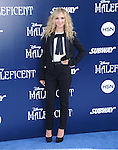 """Juno Temple attends The World Premiere of Disney's """"Maleficent"""" held at The El Capitan Theatre in Hollywood, California on May 28,2014                                                                               © 2014 Hollywood Press Agency"""