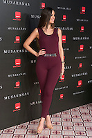 "Lorena Van Heerde attend the Premiere of the movie ""Musaranas"" in Madrid, Spain. December 17, 2014. (ALTERPHOTOS/Carlos Dafonte) /NortePhoto /NortePhoto.com"