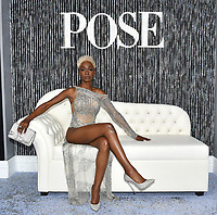 """NEW YORK - APRIL 29: Angelica Ross  attends the Red Carpet Premiere of the 3rd and Final season of FX's """"POSE"""" at Jazz at Lincoln Center in New York City on April 28, 2021. Photo by Stephen Lovekin/FX/PictureGroup)"""