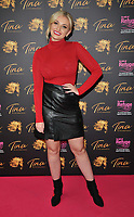 """Amy Hart at the """"Tina: The Tina Turner Musical"""" Refuge gala performance, Aldwych Theatre, Aldwych, on Sunday 10th October 2021, in London, England, UK. <br /> CAP/CAN<br /> ©CAN/Capital Pictures"""