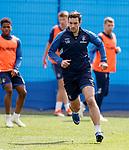 03.05.2019 Rangers training: Lee Wallace