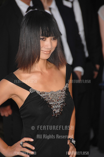 Bai Ling at amfAR's Cinema Against AIDS 2007 Gala at Le Moulin de Mougins restaurant just outside Cannes. .May 23, 2007  Cannes, France..© 2007 Paul Smith / Featureflash
