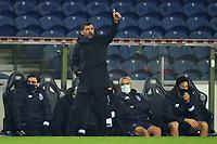 03th January 2021; Dragao Stadium, Porto, Portugal; Portuguese Championship 2020/2021, FC Porto versus Moreirense; FC Porto manager Sérgio Conceição
