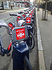 You can hire a bike from as little as £2. Simply go to any docking station with your bank card and touch the screen to get started.<br /> <br /> There's no need to book - hire a bike, ride it where you like, then return it to any docking station.<br /> <br /> Stock Photo by Paddy Bergin