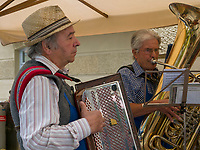 Volksmusik   in Lana, Region Südtirol-Bozen, Italien, Europa<br /> Folkmusic in Lana, Region South Tyrol-Bolzano, Italy, Europe
