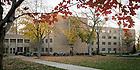 Nov. 9, 2015; Stanford Hall (Photo by Matt Cashore/University of Notre Dame)