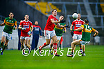 Ian MaGuire, Cork, during the Munster GAA Football Senior Championship Semi-Final match between Cork and Kerry at Páirc Uí Chaoimh in Cork.