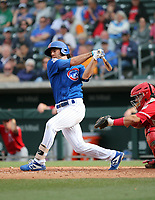 Connor Myers - Chicago Cubs 2019 spring training (Bill Mitchell)