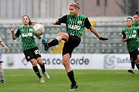 Kamila Dubcova of Sassuolo in action during the women Serie A football match between US Sassuolo and Hellas Verona at Enzo Ricci stadium in Sassuolo (Italy), November 15th, 2020. Photo Andrea Staccioli / Insidefoto