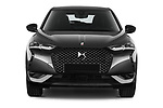 Car photography straight front view of a 2021 Ds DS-3-Crossback Performance-Line 5 Door SUV Front View