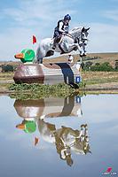 NZL-Danielle Wheeler rides CP Aurelio. CCI2*-S. 2021 NZL-RANDLAB Matamata Horse Trial. Sunday 21 February. Copyright Photo: Libby Law Photography.