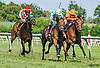 Blame It On Me winning at Delaware Park on 8/15/16