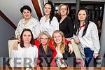 Celebrating International Women's Day in La Scala on Sunday evening.<br /> seated l to r: Momike Morawska, Anna Rzeznik and Anetta Talaga.<br /> Standing: Malgorzata Krolzak, Adraina Zieunska, Annieska Adamczyk and Weronika Kasperkiewicz.
