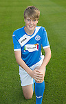 St Johnstone Academy Under 15's…2016-17<br />Thomas Gray<br />Picture by Graeme Hart.<br />Copyright Perthshire Picture Agency<br />Tel: 01738 623350  Mobile: 07990 594431