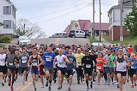 2014 Rails to Trails 5K walk/run 5-17-14