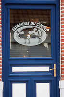 Europe/France/Nord-Pas-de-Calais/59/Nord/Godewaersvelde: Estaminet du Centre